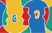 Giornata europea delle lingue/Europäischer Tag der Sprachen (Apri l'immagine jpg, 13 Kilobyte, 172 per 109 pixel)