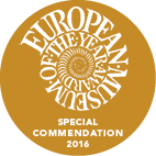 EMYA Special Commendation 2016